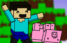 Minecraft-Mr.Pig by DannX3anim8ion