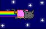 Nyan cat remastered