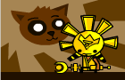 Cat God vs Sun King
