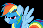 Rainbow Dash: CC by MasterSwank