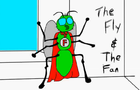 The Fly and The Fan by samspitfire