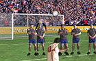 Free kick duel by AdelPiero