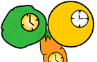 Cock Clock Decade
