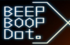 Beep Boop Dot X by Omnipy