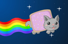 The Death of Nyan Cat by SamGreen