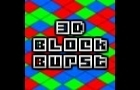 3D Block burst by JoUBG