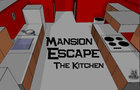 Mansion Escape: Kitchen