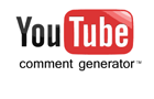 Youtube comment generator by almaleke