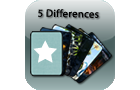 5 Differences FantasyPack