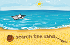 Search The Sand by flippedhorizons