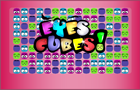 Eyes Cubes by flippedhorizons