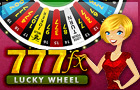 777fx Lucky Wheel by hjupter