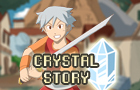 Crystal Story by Lan14n