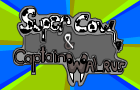 SuperCow & Captain Walrus by Jurgen