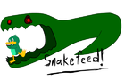 Snakefeed by JoshRosenfeld