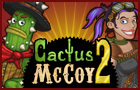 Cactus McCoy 2 by FliplineStudios