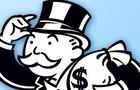 Hamburger Plays Monopoly