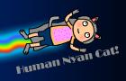 Human Nyan Cat