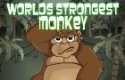 Worlds Strongest Monkey by Cartoon-Electra
