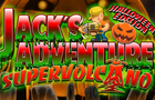 Supervolcano Halloween by phimo