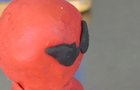 Spiderman Claymation
