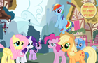 MLP:FiM Interactive demo by Drud