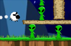Sheep vs Aliens