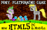 Pony Platform Game