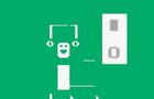ASCII iPod silhouette ad