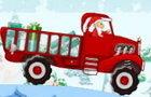 Santa Delivery Truck