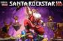 Santa Rockstar Origins