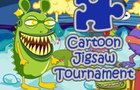Cartoon Jigsaw Tournament by waykale