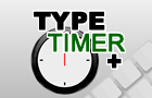 Type Timer + by GoldZee