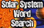 Solar System Word Search by waykale