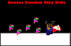 Santas Zombie Slay Ride by XxfireBreatherxX