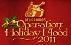Operation Holiday Flood by ReNaeNae