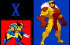 X Men - NOTS