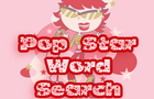 Pop Star Word Search by waykale