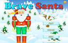 Brave Santa by Altarsoft