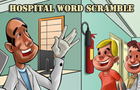 Hospital Word Scamble by waykale
