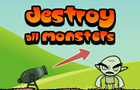 Destroy All Monsters by hbaskici