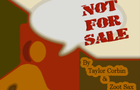 Not For Sale - Issue #001