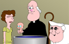 Father Tucker #11 by ApocalypseCartoons