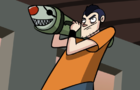 Hank's Rage: Megaupload