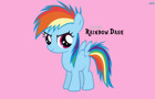 My Little Dashie - Alpha