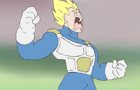 Vegeta In Every DBZ Movie by Iznvm