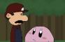 Mario Meets Kirby
