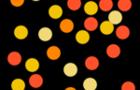 Million Dots Art