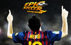 Epic Soccer: Barcelona by captainpower