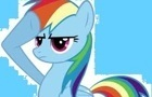 Rainbow dash soundboard by TotalyPwnedPony